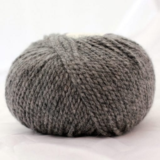 Altopiano Slate pure cashmere aran weight yarn