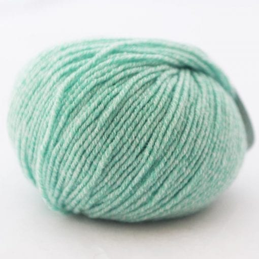 Di Lusso Mint pure cashmere sport weight yarn
