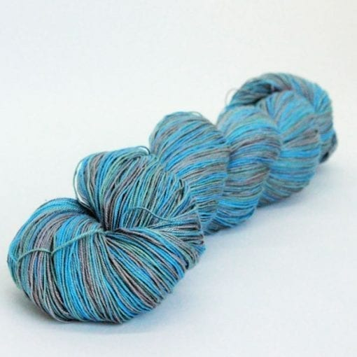 Queen Silk Lace 07 Twilight March 18 Version - brighter blues