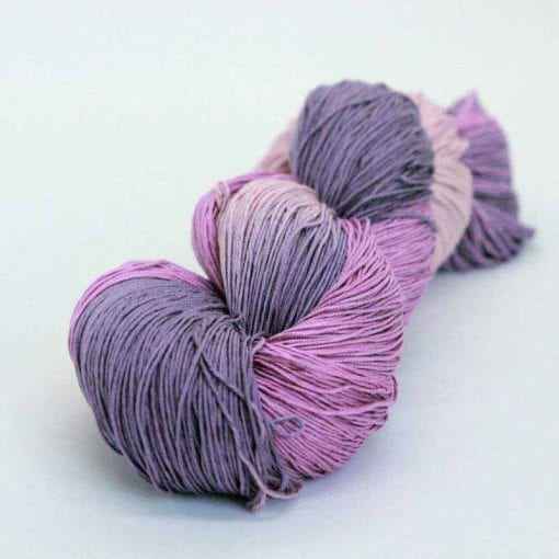 Queen Silk Lace Hyacinth 10 pure silk lace weight yarn