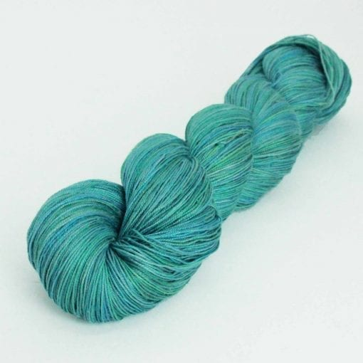 Queen Silk Lace 23 Sea Green
