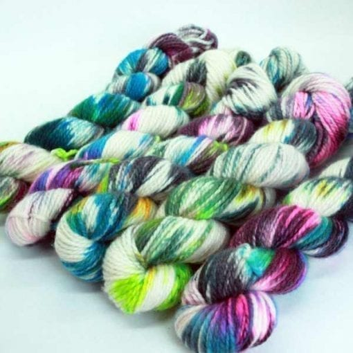 Altopiano Hand-Dyed pure cashmere yarn Happiness