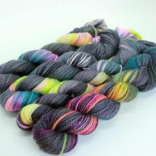 Altopiano Hand-Dyed pure cashmere yarn After the Storm