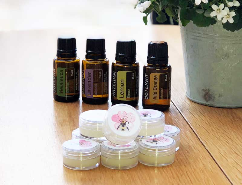 DoTERRA oils and