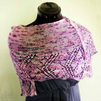 Harebell Meadow Shawl