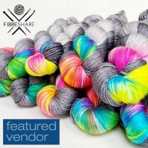 Luxury Yarns is a featured fibreshare vendor